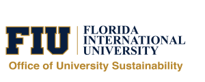 Image of the FIU Office of University Sustainability logo